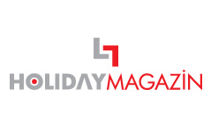 HOLIDAY MAGAZİN LOGO TASARIMI